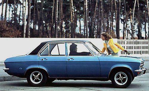 Opel Ascona SR - 1971