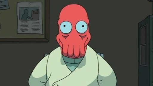 How about Zoidberg?