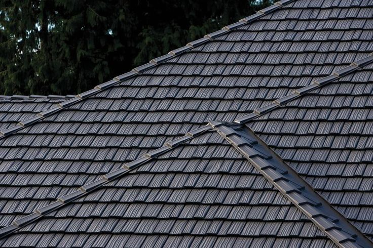 1000 Ideas About Metal Roof Tiles On Pinterest Roofing