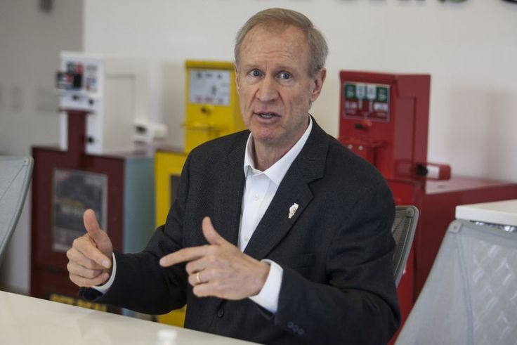 Gov. Bruce Rauner — a former venture capitalist and multimillionaire — on Friday released his statement of economic interests.