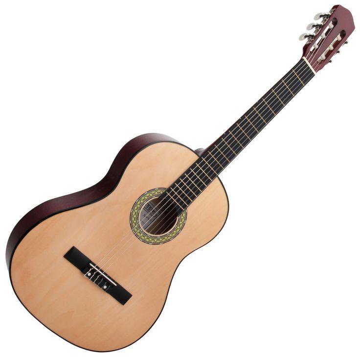 Classic Cantábile Acoustic Series Guitarra Clásica AS-851 4/4