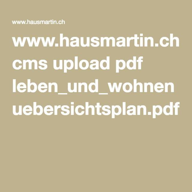 www.hausmartin.ch cms upload pdf leben_und_wohnen uebersichtsplan.pdf