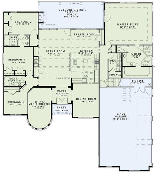 17 Best Images About House Plans On Pinterest Bonus