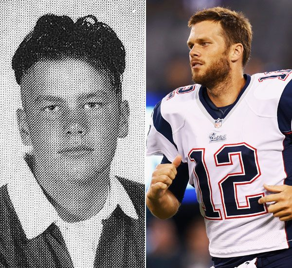 Tom Brady: From High School Awkward To NFL Hunk — Pics Uncovered