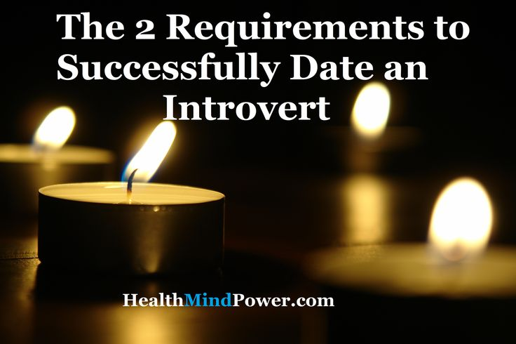 Introverts dating advice