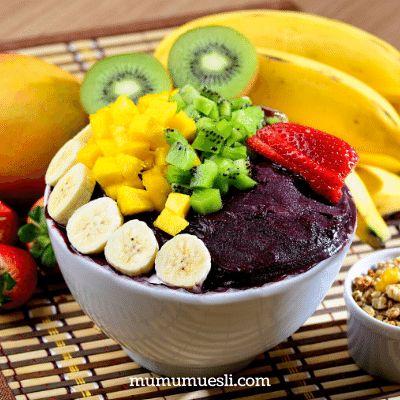 Wie man Acai-Schalen herstellt: Eine einfache, schrittweise Anleitung ⋆ Saubere Frühstücksrezepte (pflanzlich)    – acai recipes + nutrition