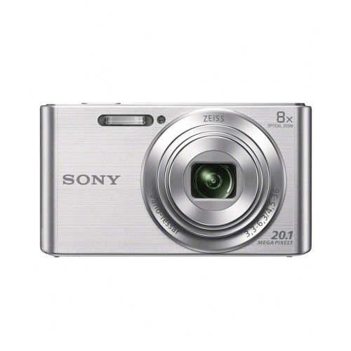 Deals and Offers on Cameras - Sony Cybershot W830 20.1MP Digital Camera