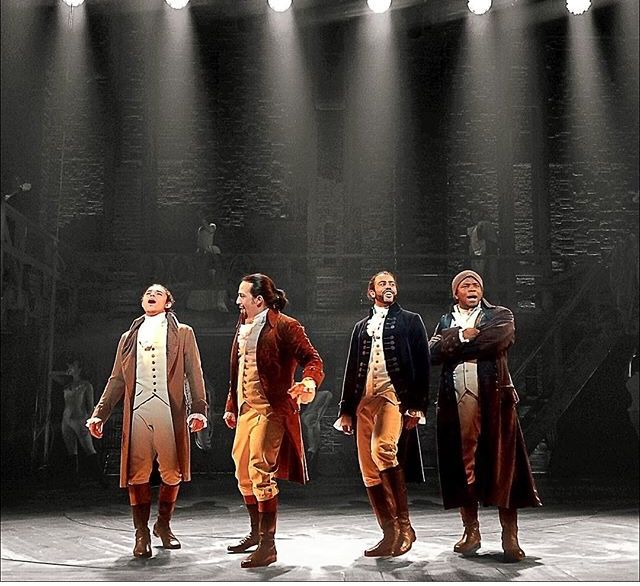 My Shot - Laurens, Hamilton, Lafayette, Mulligan!