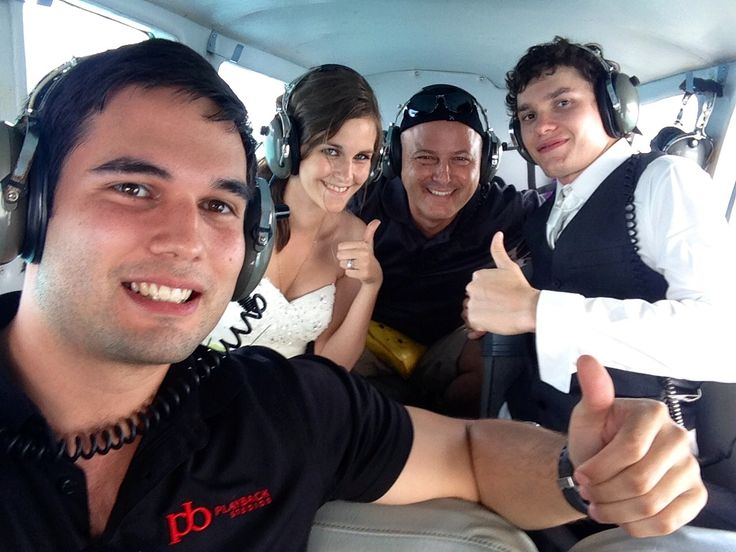 Sean with our couple Megan & Gordon about to take off in a seaplane for a trash the dress shoot. Wow!   #playbackstudios #weddingfilms #weddingvideos #weddingfilmsaustralia #weddingphotos #weddingphotographyaustralia #weddingphotography #weddings #sunshinecoastweddings  #airliebeachweddings
