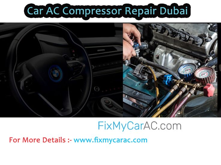 Car ac compressor repair dubai fix my car ac compressor