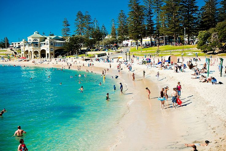 Cottesloe Beach, Perth - Best beaches in Australia to visit!
