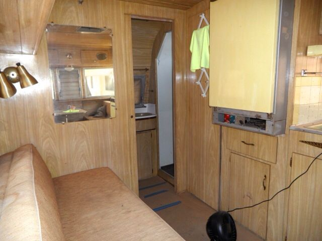 1963 Traveleze Interior Vintage Trailer Mania Pinterest Interiors