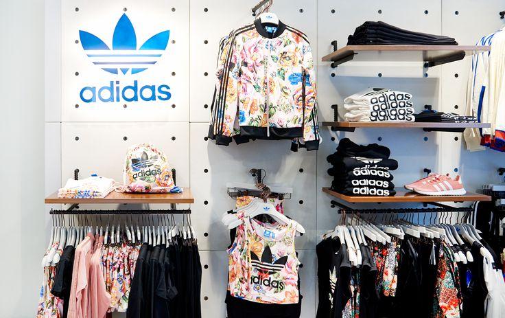 A nova colecção está à sua espera no espaço Adidas Originals no Piso 3 do El Corte Inglés de Lisboa!