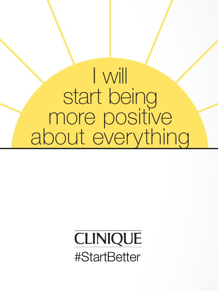 #Clinique #StartBetter #Inspiration