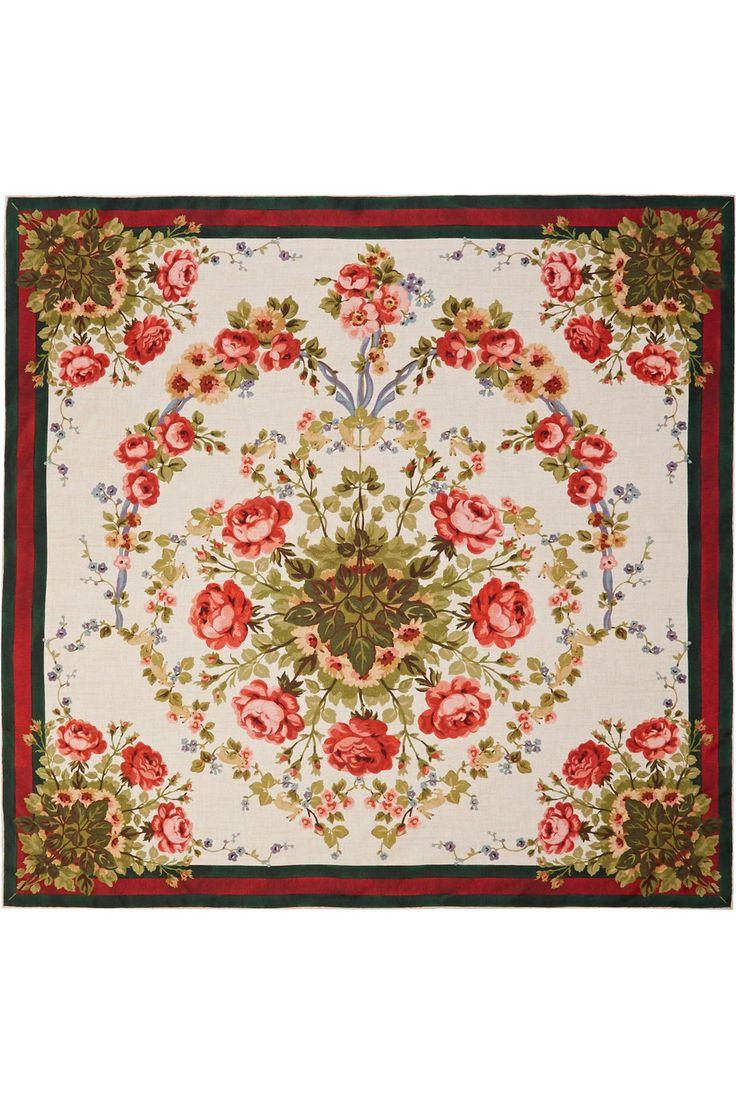 Cashmere Silk Scarf - CLUSTER OF 9MM AMMO by VIDA VIDA GYsdWZJfz