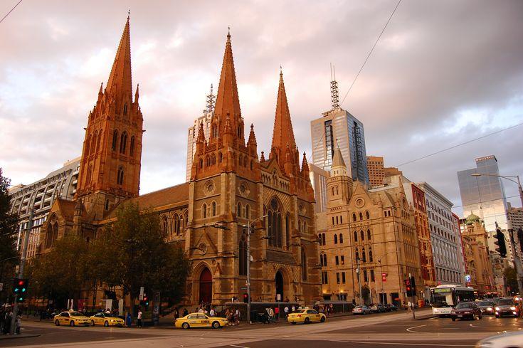 Собор Святого Павла, Мельбурн, Австралия
