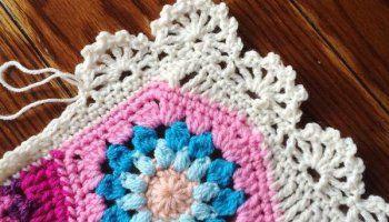 Lovely Crochet Edging Patterns & Ideas