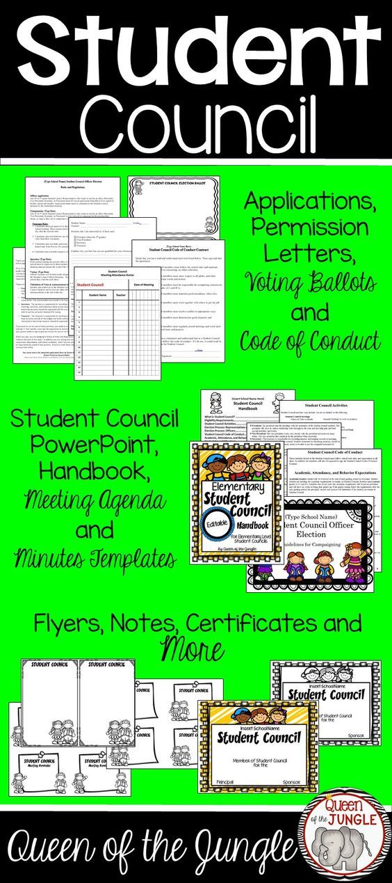 13 best School - Student Council images on Pinterest Student - student council certificates