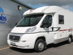 Adria Sport S572 SL, 3 Berth, (2012) Used Motorhomes for sale