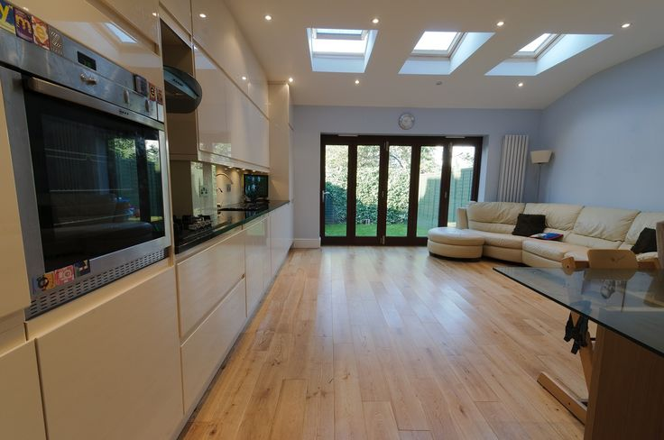 Rear House Extension in  Hammersmith, London