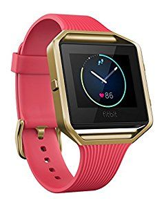 Fitbit Blaze Smart Fitness Watch by Fitbit. Track steps, distance, calories burned, floors climbed and active minutes Use multi-sport tracking to track runs, cardio, cross-training, biking and more Get PurePulse continuous wrist-based heart rate monitorin