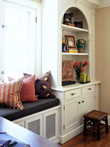16 best decorating around radiators images on Pinterest