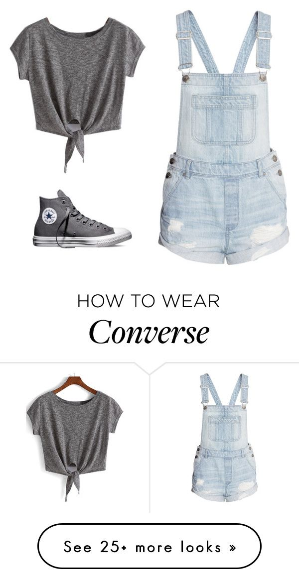 """""""Simple"""" by marvelsweety1234 on Polyvore featuring Converse"""