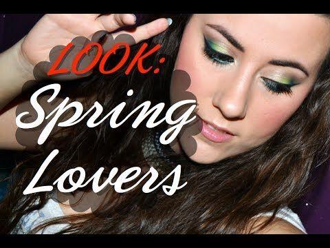 MÁS INFO: http://www.jennifermakeupglam.com/2014/05/look-103-look-spring-lovers.html