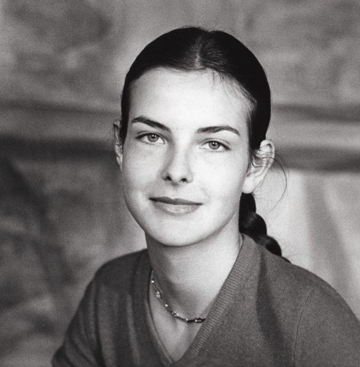Carole Bouquet. Actrice.
