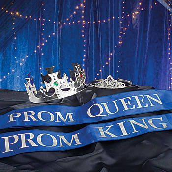 Queen, King and Prom on Pinterest