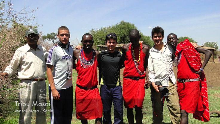 Kenia y Namibia 2013