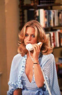 Goldie Hawn in Foul Play- dat hair doe