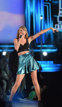 Taylor Swift reveals the name and secret behind her signature move—and teaches us how to do it.