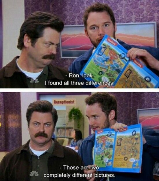 I love Parks and Recreation