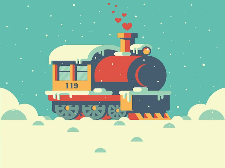 Train by Nutsa Avaliani