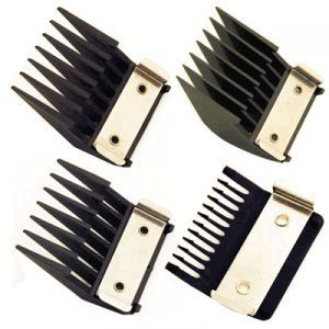 It's really important that you get the right hair clipper sizes for you, use them properly for your unique hairstyle! Have a look at our information table!