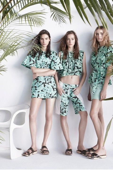 Zara Summer Collection