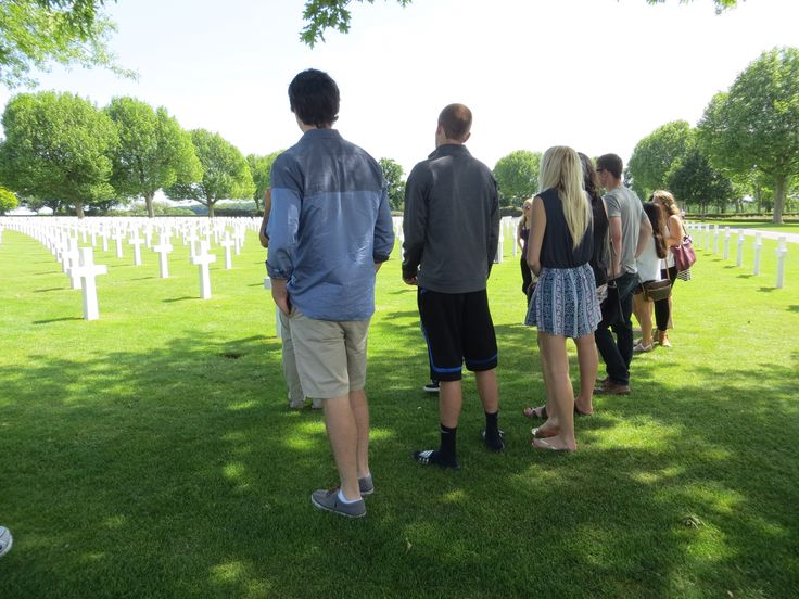 The Netherlands American cemetery