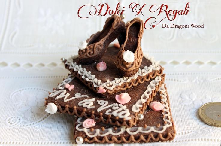 Scarpe tacco alto per ballo scarpe tacco - per una donna straordinaria (biscotti e ghiaccia reale)