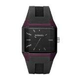 Diesel Analog Purple Aluminum Black Dial Men's watch #DZ1388 (Watch)
