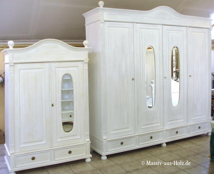 4 Türiger Kleiderschrank Mit 2 Spiegeln   So Entspannt Kann Das Leben Mit  Viel Platz