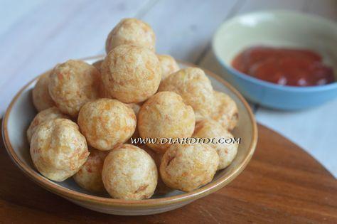 Diah Didi's Kitchen: Bakso Goreng Ayam & Mie