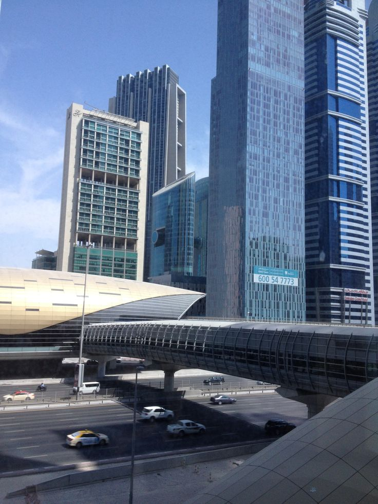 ATIC: Dubai Easily accessible from the metro