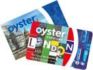 Oyster card - prepaid £ amount, automatically calculates cheapest fare, never expires