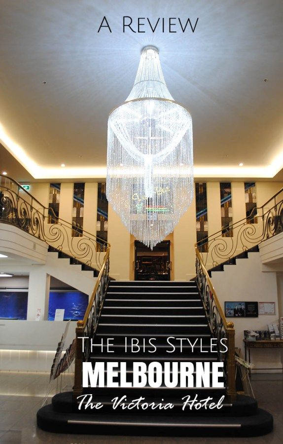 The Ibis Styles Melbourne, The Victoria Hotel is perfectly placed within the Melbourne CBD for a stay of any length at very good value. by @backstreetnomad