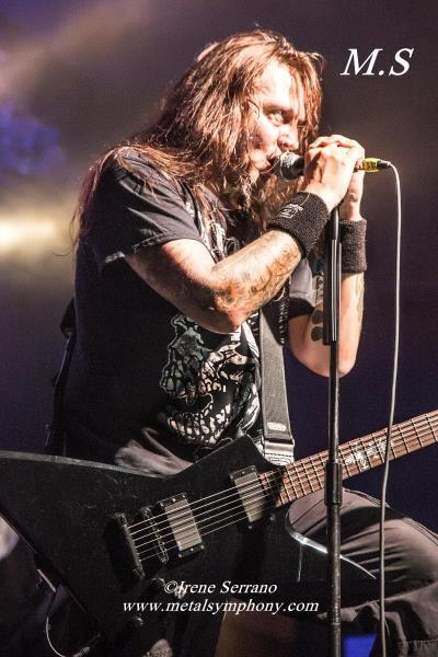 Hypocrisy + Hatesphere - 27 de Spetiembre'13 - Sala Salamandra 1 (H. de Llob. - Barcelona)   Metal Symphony