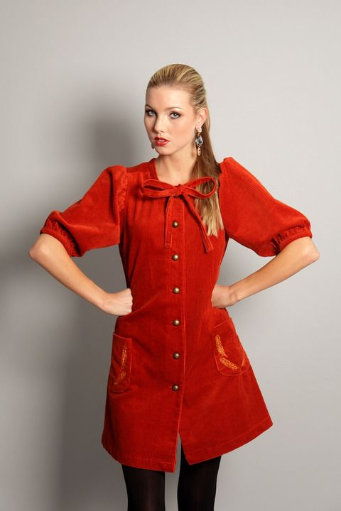 Viola dress by Ivana Helsinki #sustainable
