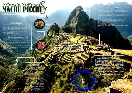 Machu Picchu, paraiso natural