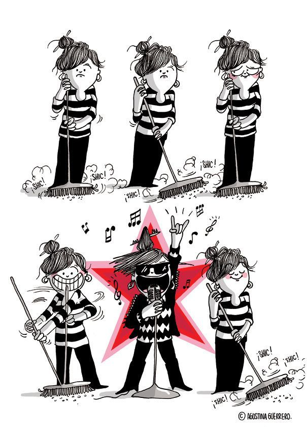 Agustina Guerrero ilustracie 11