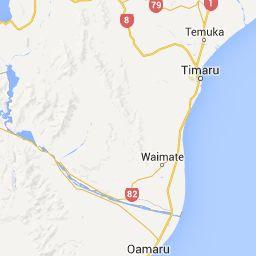 Waimate - Google Maps